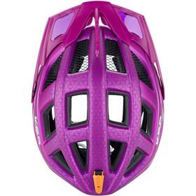 KED Crom Helmet violet matt